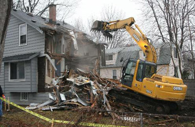 Services for Demolition on mobile cars commercial, mobile health, heales is home commercial,